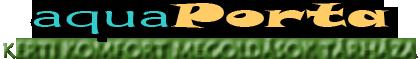 Aquaporta webáruház